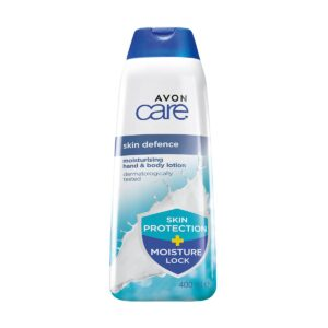 Avon Care Skin Defence Moisturising Hand & Body Lotion 400ml 1392005
