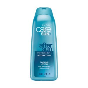 Avon Care Sun+ After Sun Refreshing + Hydrating Cooling Lotion 27314 400ml