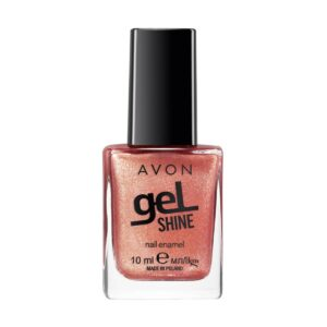 Avon Gel Shine Nail Enamel Let it Go 1358696 10ml