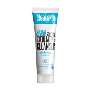 Clearskin Blackhead Clearing Soothing Exfoliating Cleanser 02866 125ml