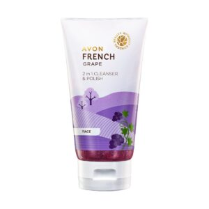 French Grape 2 in 1 Cleanser & Polish Face 1389205 100ml