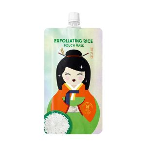 Korean Beauty Exfoliating Rice Pouch Mask 1318232 10ml