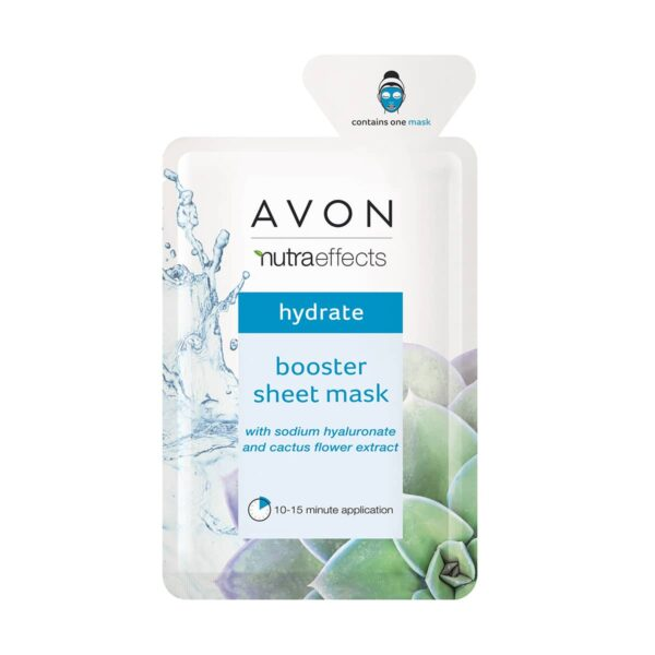 Nutraeffects Booster Sheet Mask Hydrate 1357960 1 piece