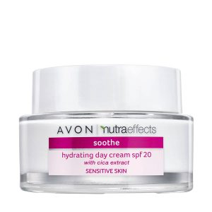 Nutraeffects Soothing Hydrating Day Cream SPF20 1343431 50ml