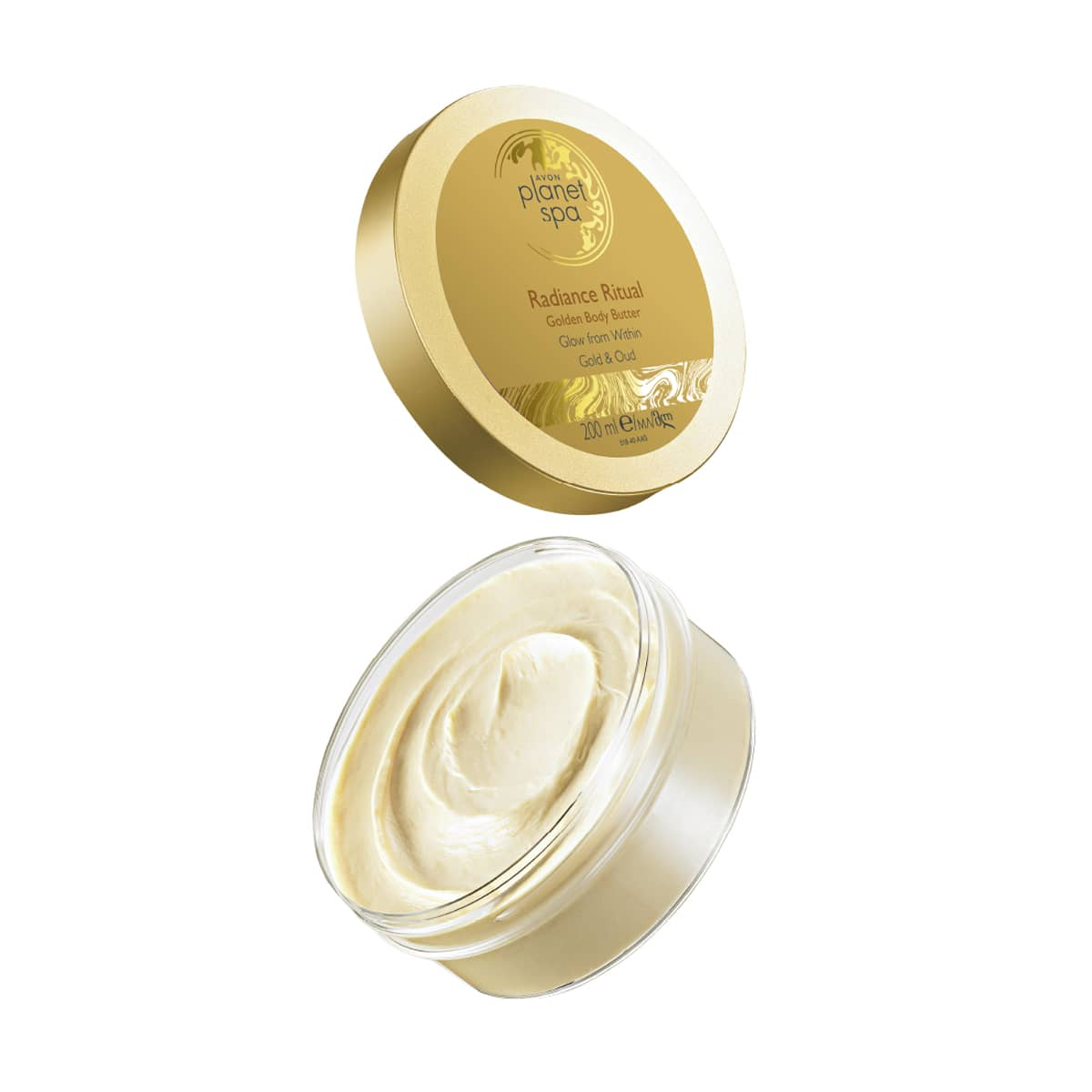 Planet Spa Radiance Ritual Golden Body Butter 1380769 200ml