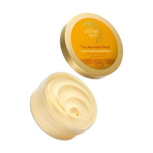 Planet Spa The Ayurveda Ritual Soothe & Balance Body Butter 13770 200ml