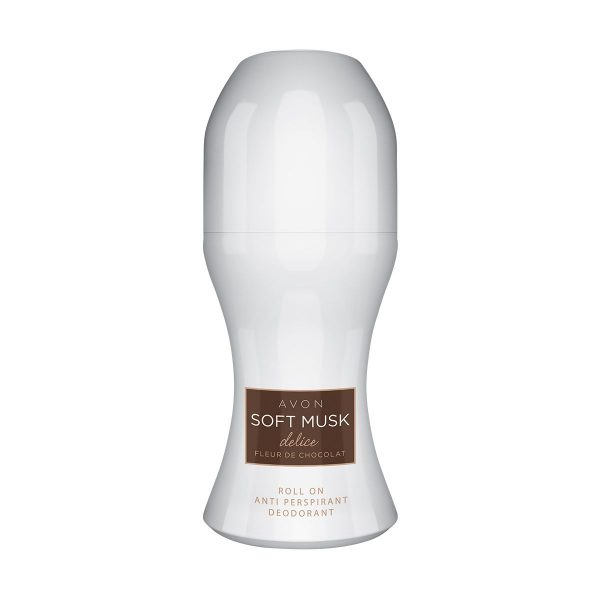 Soft Musk Delice Roll-On Deodorant 08333 50ml